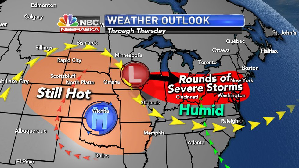 KNOP WEATHER OUTLOOK 7-29-2021