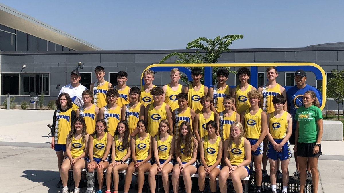 Gering boys and girls sending teams to Class B State Meet.