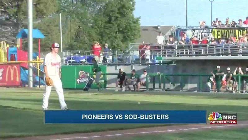 Pioneers earn 7-3 win over Hastings on Friday night.