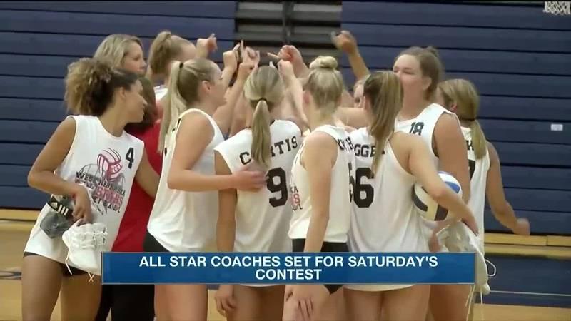 West Nebraska All Star Volleyball Game set for Saturday at 2pm in Scottsbluff.  West Nebraska...