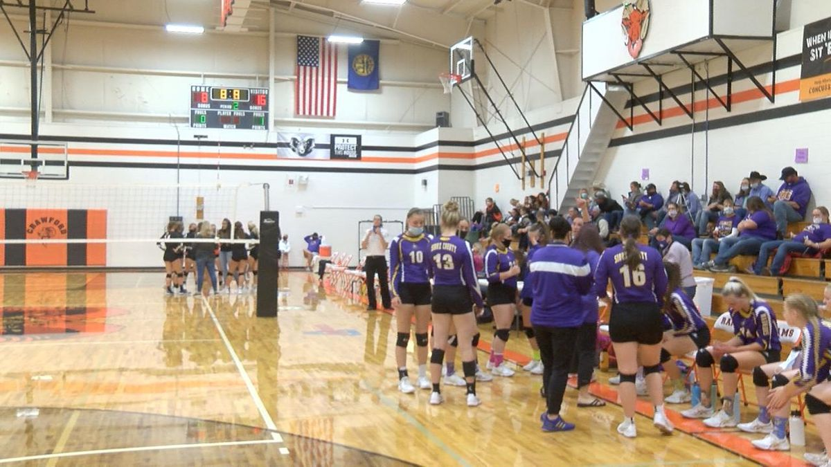 Several local teams earn conference titles on Saturday in high school volleyball.
