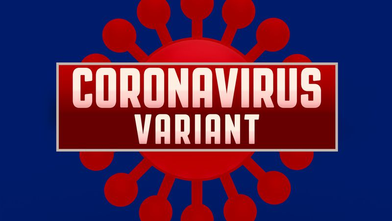 Wyoming identifies first case of COVID-19 UK variant strain.