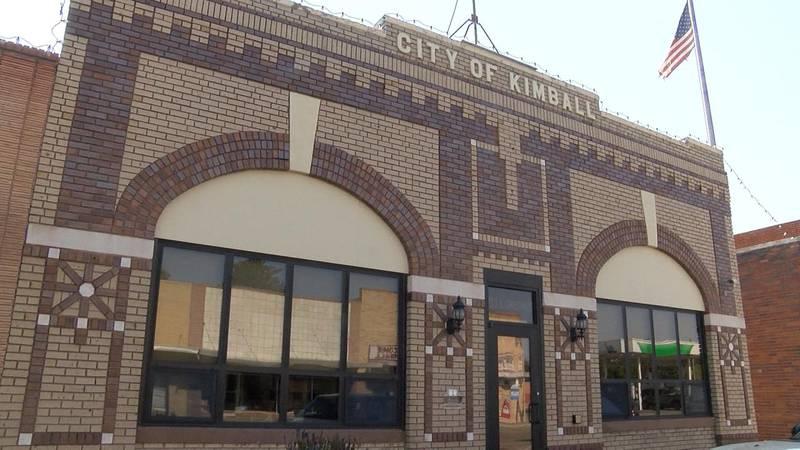 city of kimball