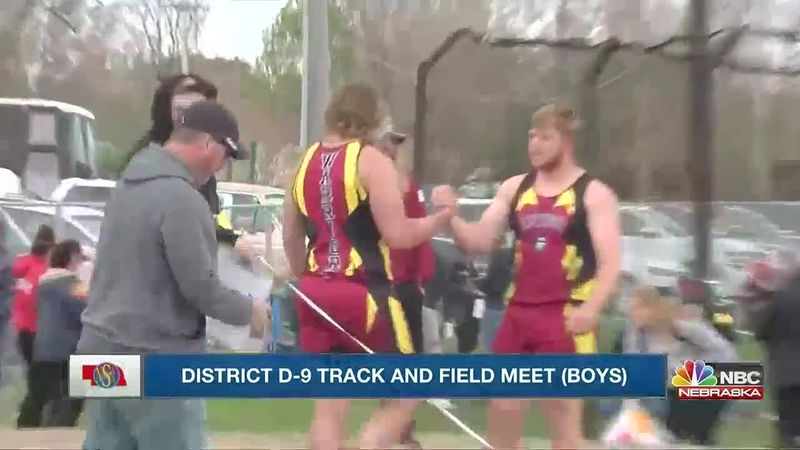 Several local athletes finish strong at districts on Wednesday.
