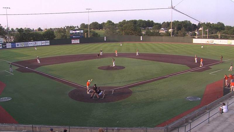 Zephyrs and Express come up short in Saturday tournament games.  Zephyrs return to action...