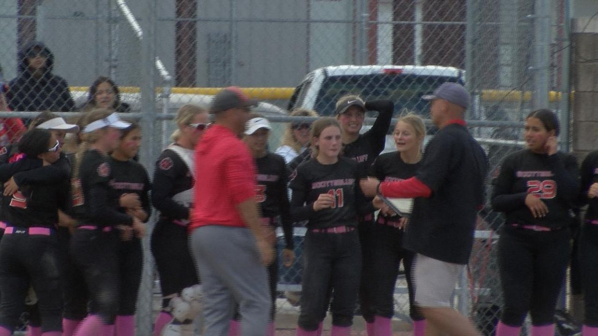 Scottsbluff earns district title with series win over Omaha Gross on Saturday.