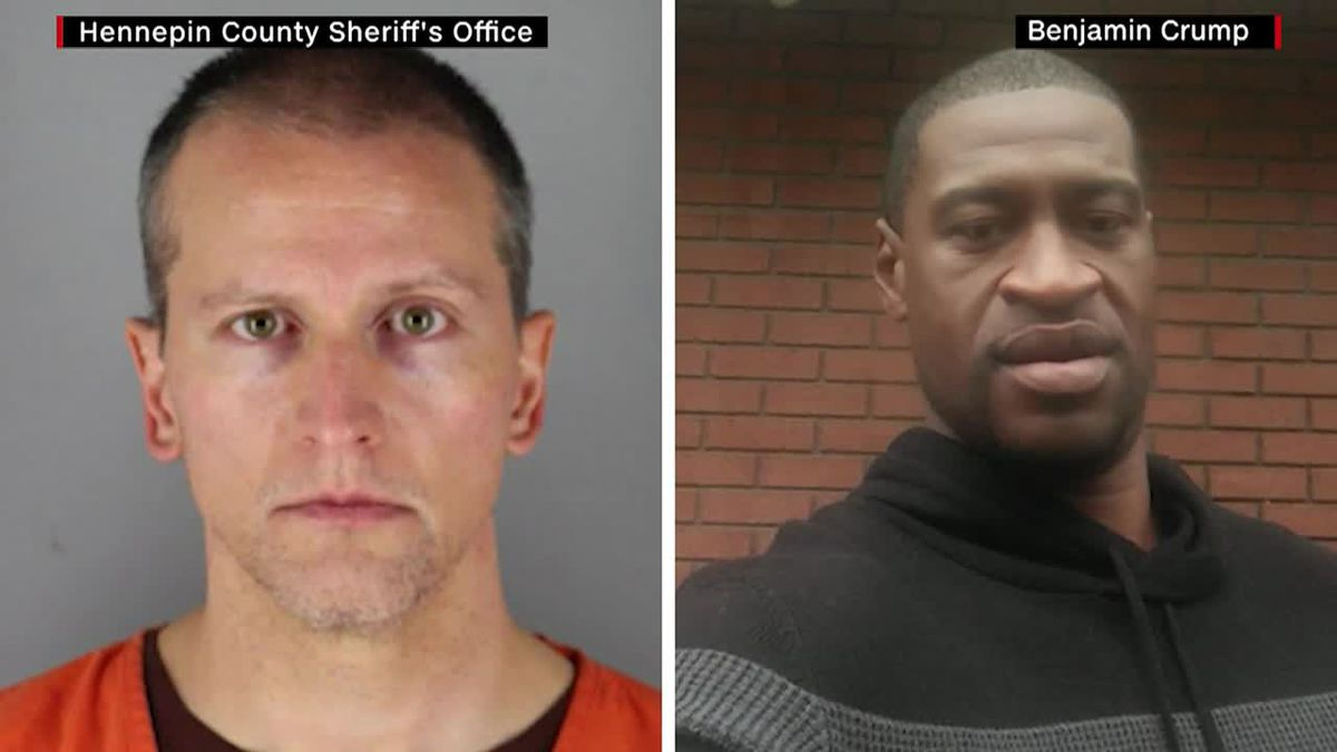 Former officer Derek Chauvin is facing trial for the May 2020 death of George Floyd. That trial...