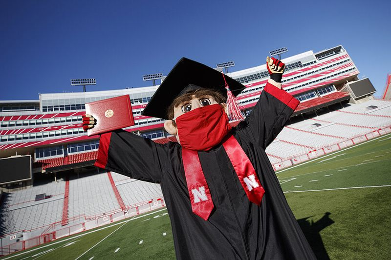 The University of Nebraska–Lincoln plans to hold in-person commencement ceremonies May 7-8 at...