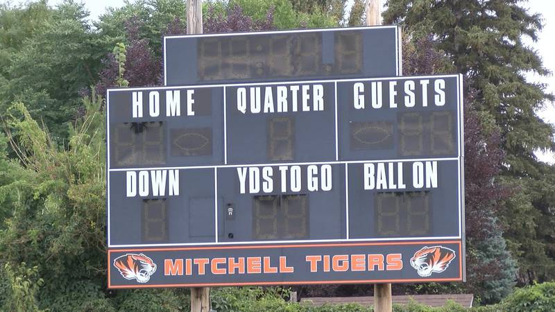 Mitchell football team looking to make a return trip to state playoffs in Class C1.