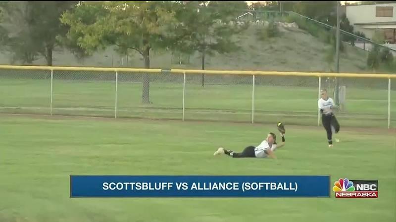 Scottsbluff and Gering softball, Mitchell and Bridgeport volleyball among winners.