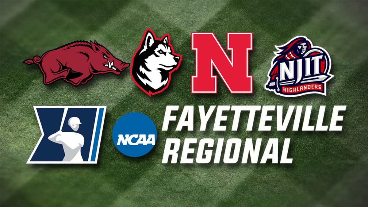 Nebraska sent NCAA Tournament newcomer NJIT home with an 18-4 victory in an elimination game of...