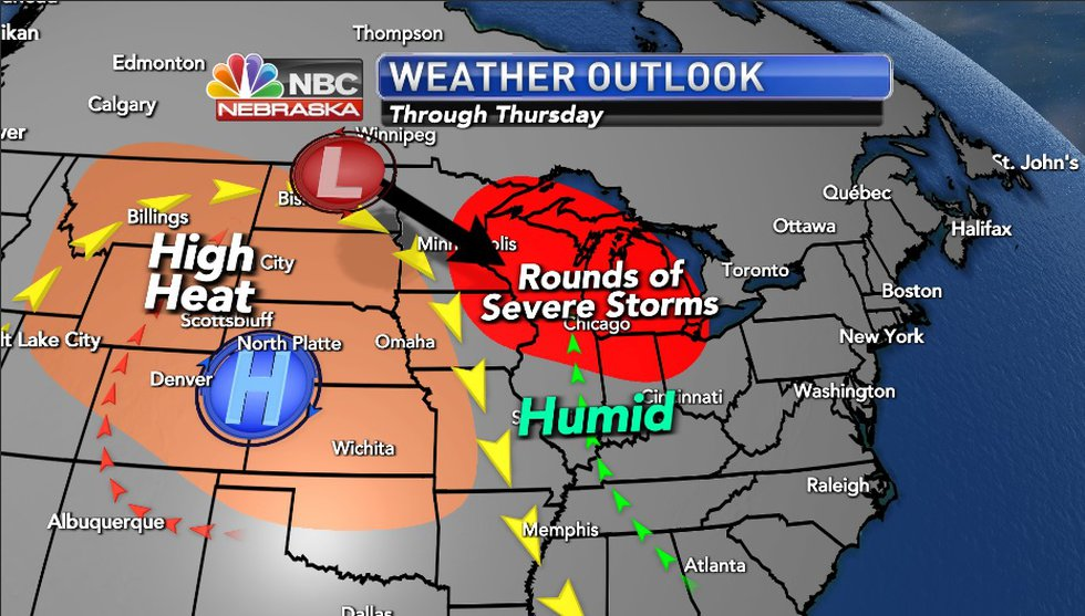 KNOP WEATHER OUTLOOK 7-28-2021