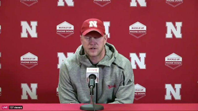 Scott Frost on tough love