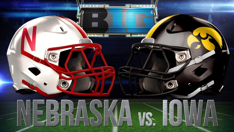 The Huskers are gearing up for their annual Black Friday game against Iowa