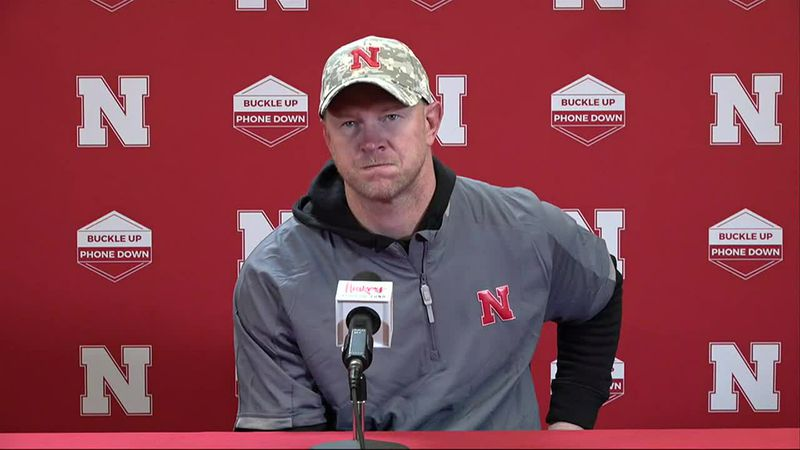 Scott Frost on rebuilding the Huskers