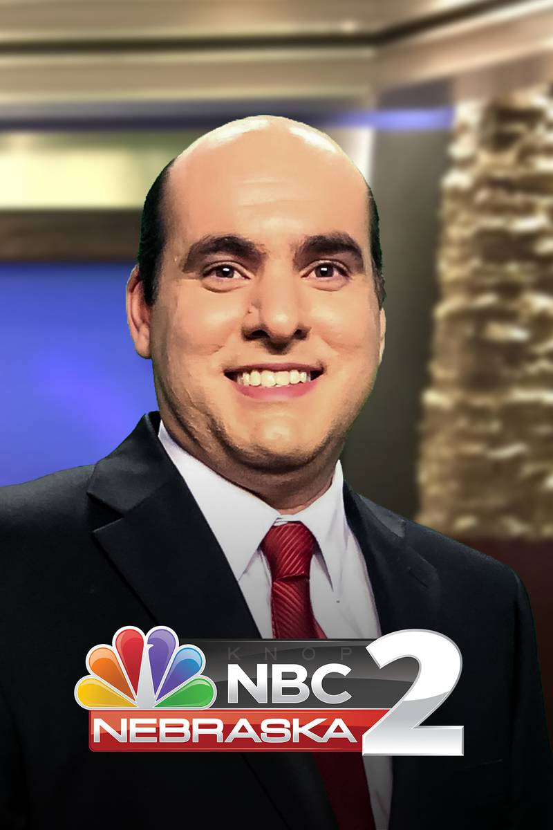 Headshot of Justin Fanfarilli, Morning/Midday Meteorologist