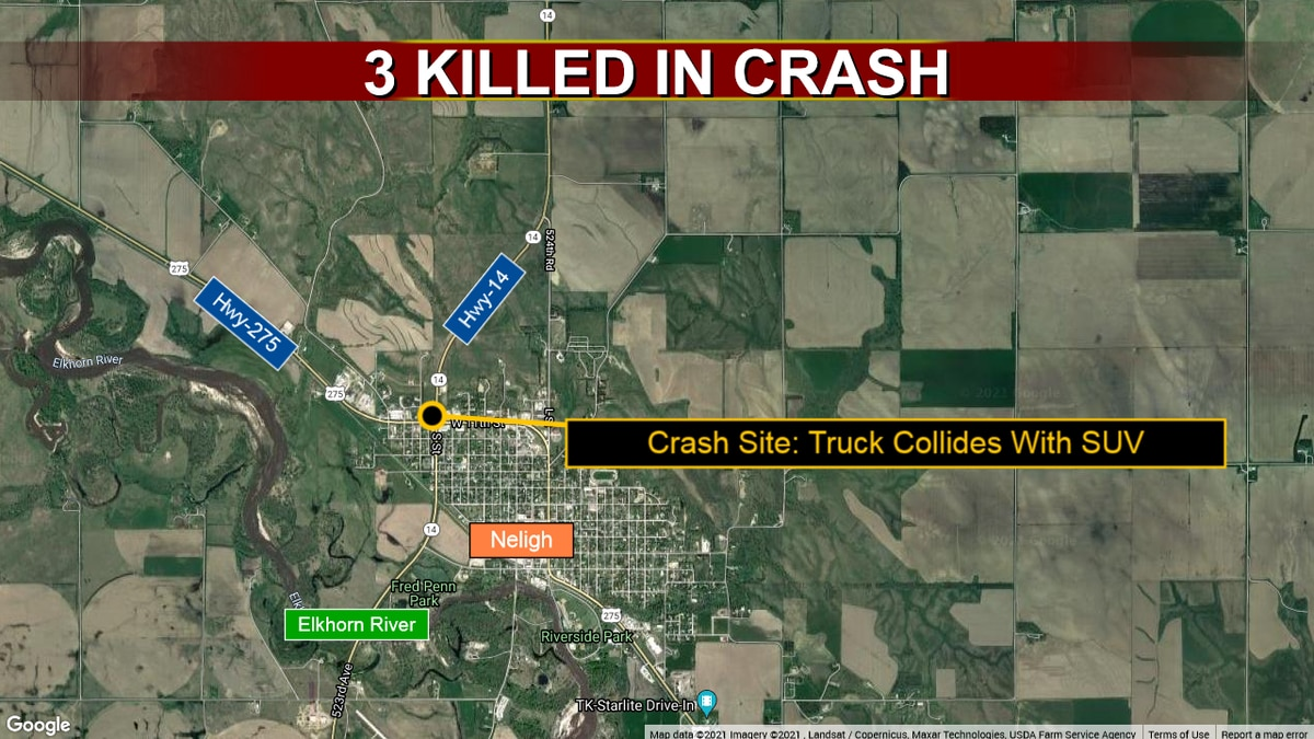 The Nebraska State Patrol is investigating a crash that claimed the lives of three people...