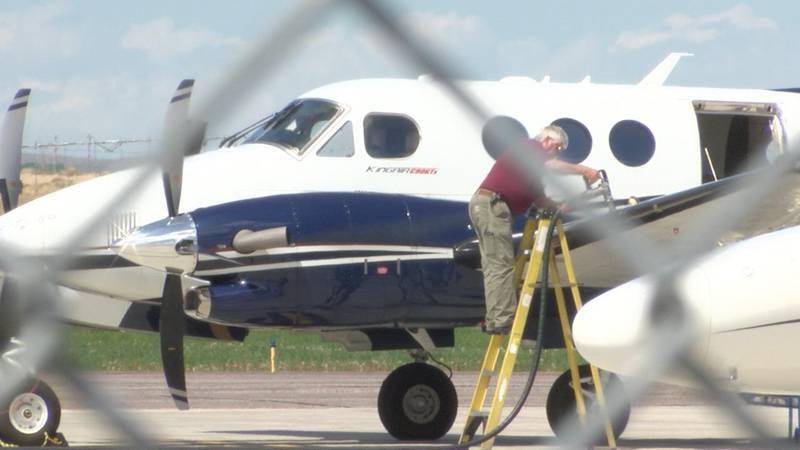 Western Nebraska Regional Airport boosts Panhandle Economy.