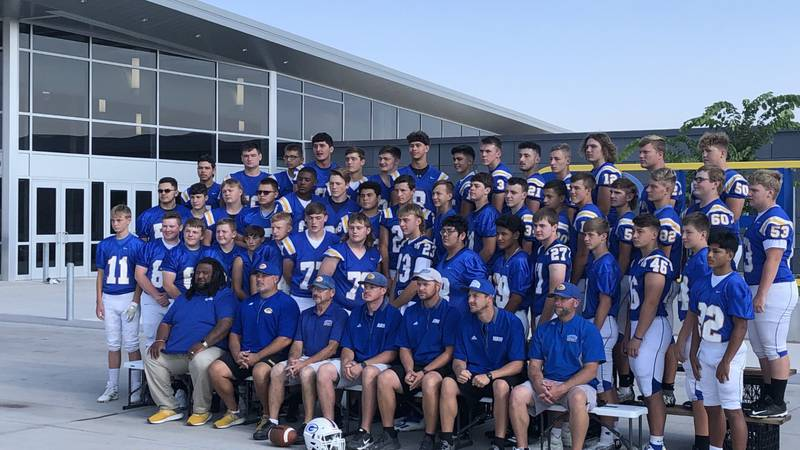 Gering football team set to continue development in 2021.