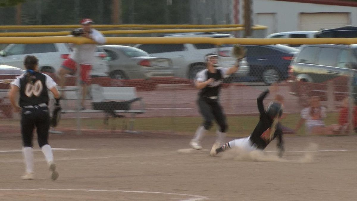 Bearcats defeat Gering on Saturday to claim Twin City Softball Invite title.