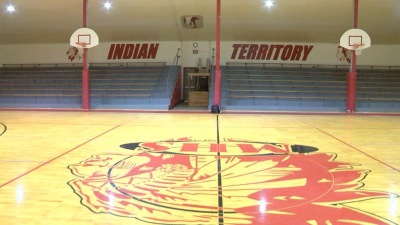 Minatare High School is in the early stages of removing the Indians mascot.