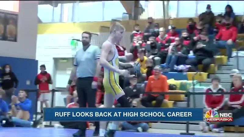 Two time state runner up Paul Ruff talks about high school wrestling career.