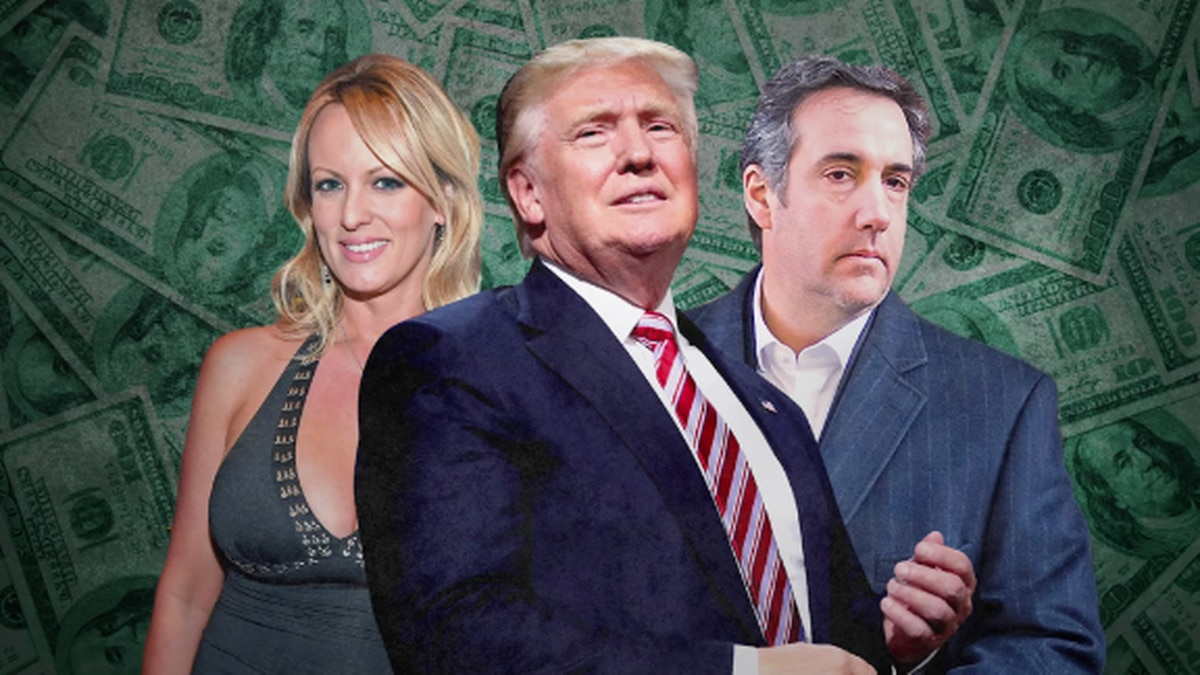 The Supreme Court on Monday rejected an appeal from porn star Stormy Daniels, who sought to...