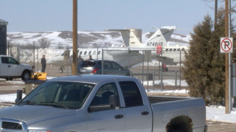 Chadron Airport receives federal funding.
