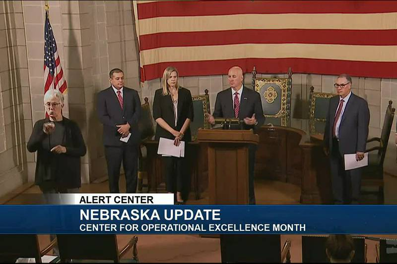 Nebraska officials hailed the Center for Operational Excellence as critical to the state's...