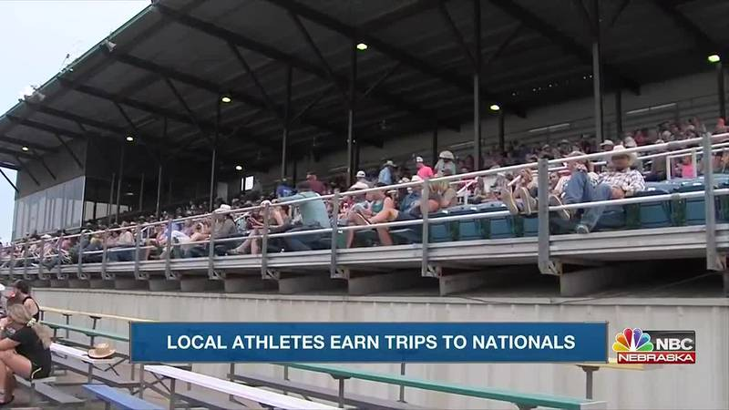 Three local athletes earn trips to nationals with strong performances.