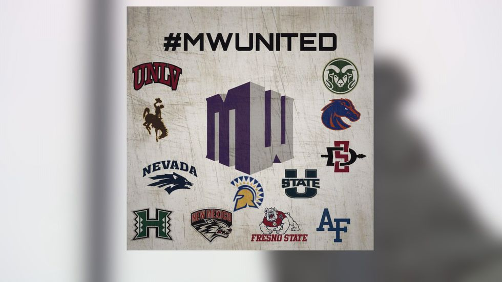 Athletes from the Mountain West Conference have banded together in support of increased safety and protection with the season set to take place under COVID-19.