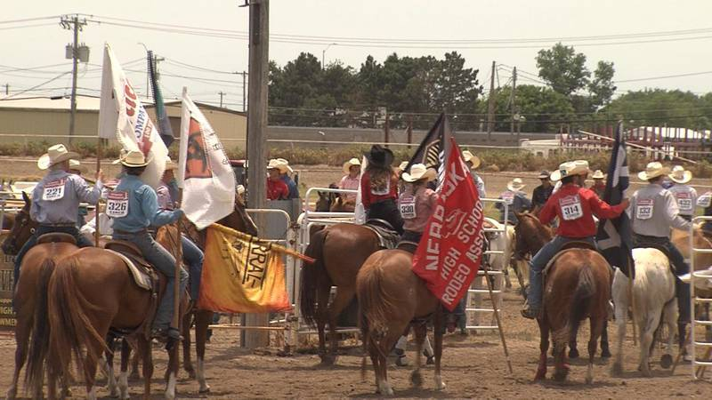 Three local rodeo athletes earn trips to nationals with strong performances.