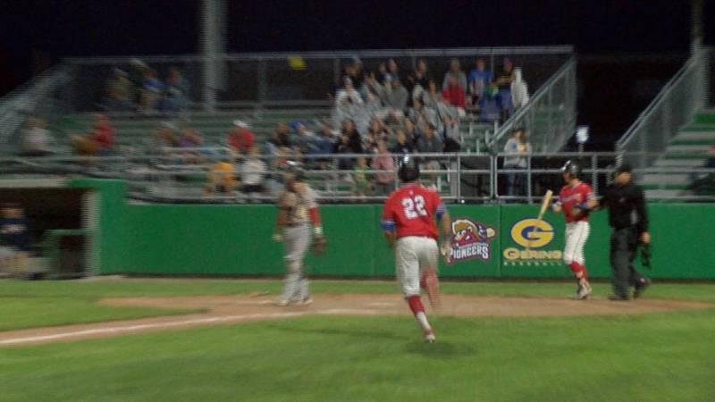Several local baseball teams earn wins on Tuesday night.