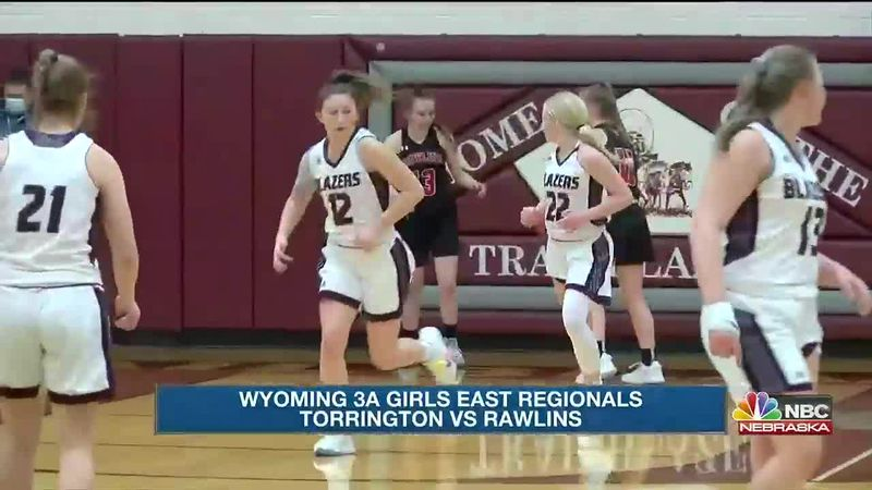 Lady Blazers heading to Wyoming 3A State Basketball Tournament in Casper.