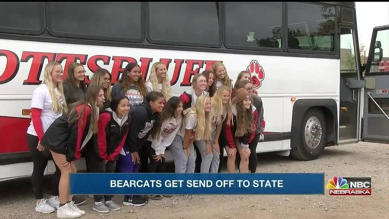 Scottsbluff to open state tournament play against Wahoo on Wednesday morning.