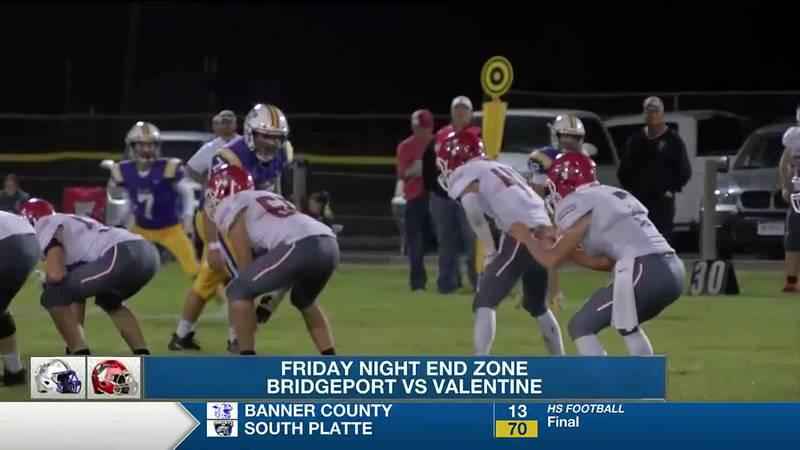 Bulldogs earn 21-20 win over Valentine on Friday night.