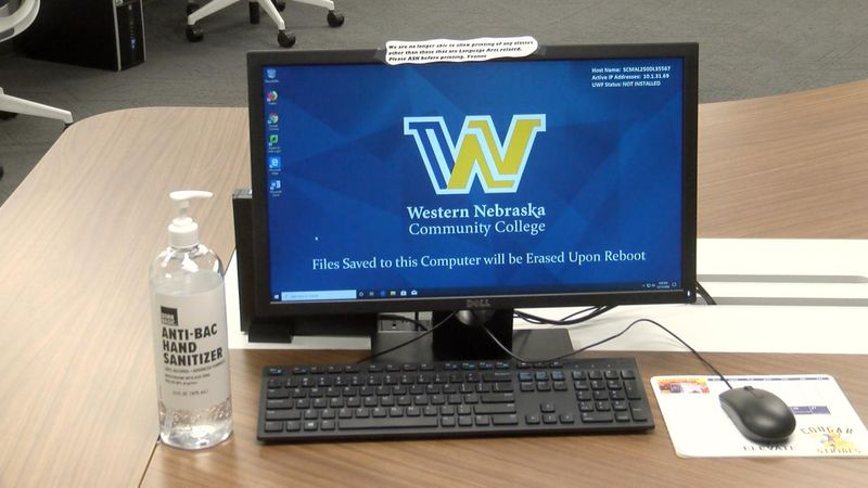 Western Nebraska Community College reflects on the past semester with COVID
