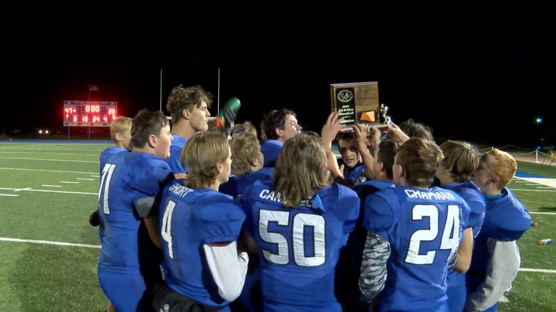 Southeast comes from behind to defeat Niobrara County 47-28.