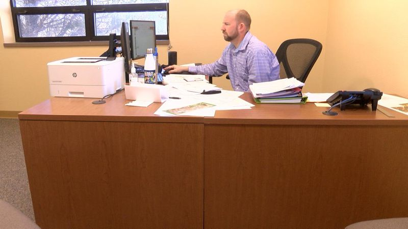 New Scottsbluff City Manager Dustin Rief gives a glimpse of the job.