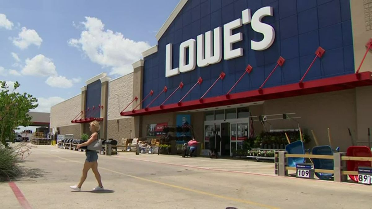 Lowe's will host a National Hiring Day to hire more than 50,000 seasonal, part-time and...
