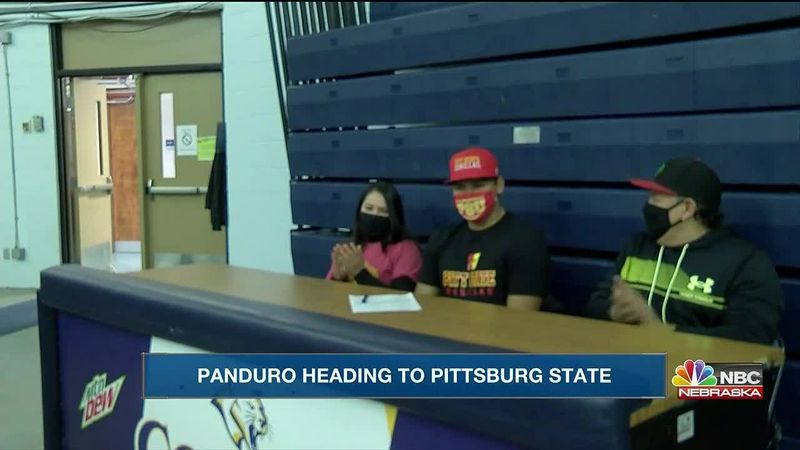 WNCC pitcher Paul Panduro heading to Pittsburg State to become a student athlete and play...