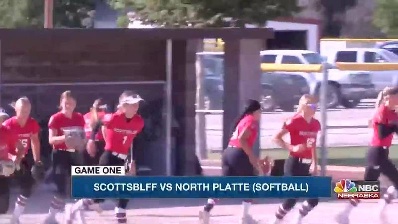North Platte earns double header sweep over Scottsbluff 11-0, and 9-1.
