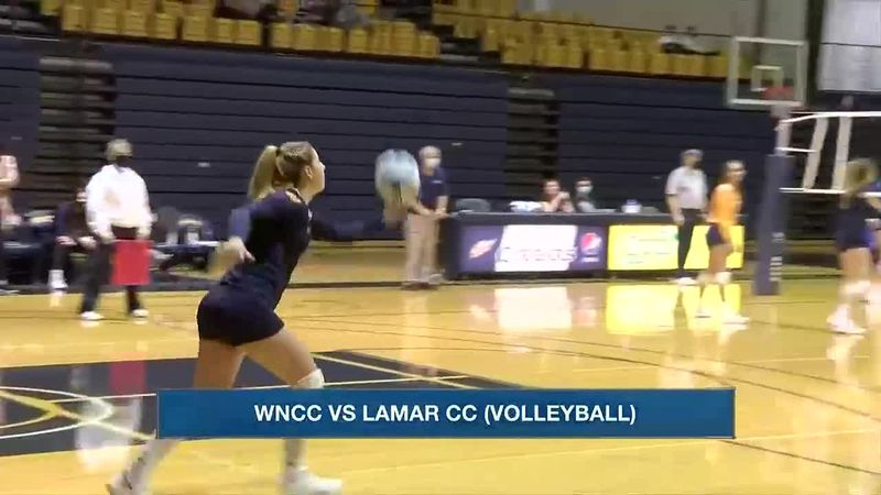 Cougars pick up home win on Friday night over Lamar in straight sets.