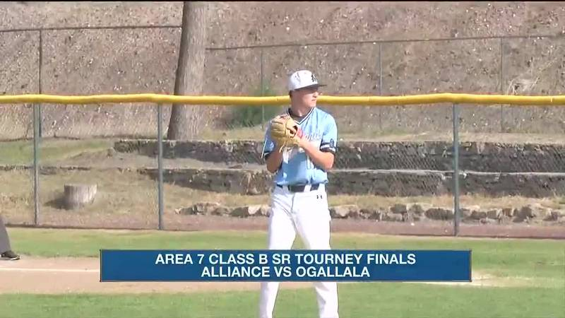 Alliance holds off Ogallala in championship game 14-2 on Tuesday.