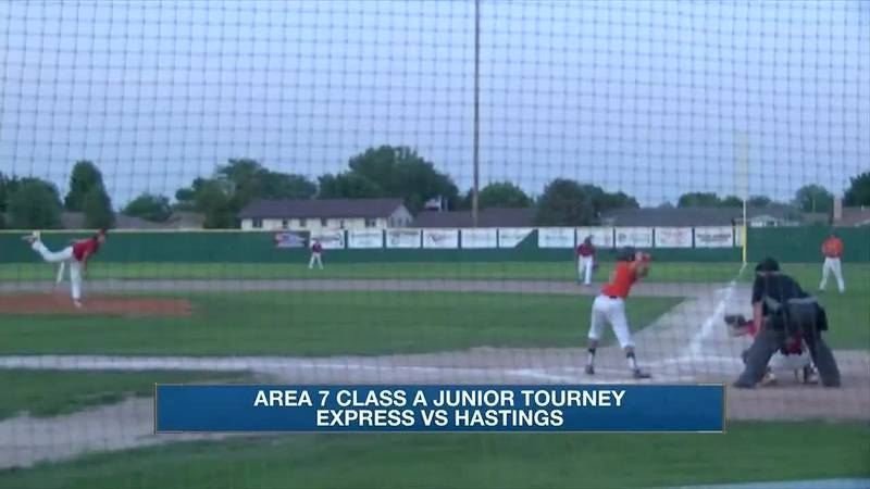 Zephyrs pickup win over Lexington on day one of Area 7 Class A Sr Tournament.  Express falls in...