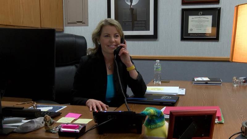 Gering Public Schools has a new School Superintendent Nicole Regan.
