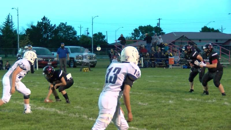Several local high school football teams pick up wins on Friday night.
