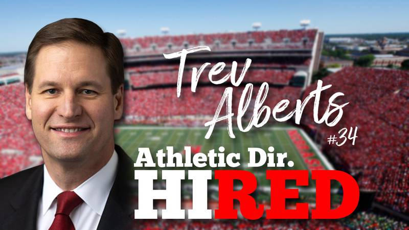 Trev Alberts, University of Nebraska Athletic Director