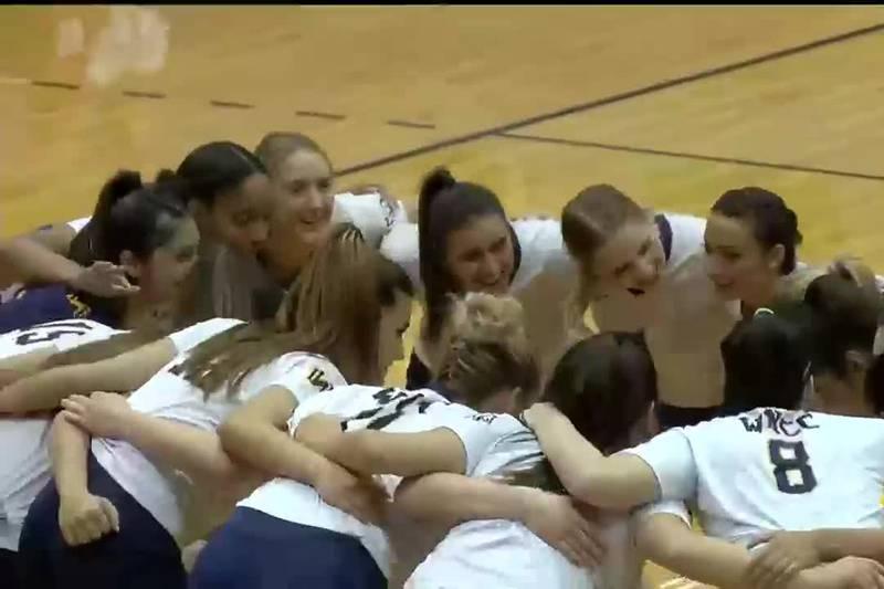 Western Nebraska Community College volleyball team picks up straight sets win over Northwest...