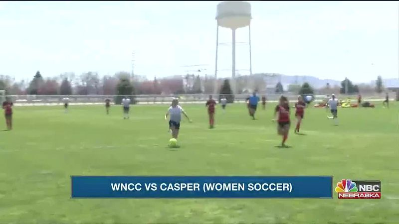 WNCC women tie Casper 2-2, WNCC men fall 4-0 to Casper.
